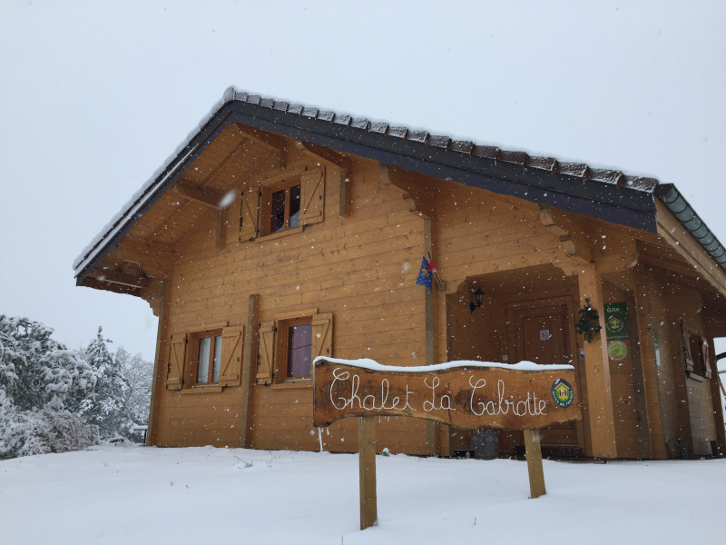 Chalet Neige (Snow on the Chalet)